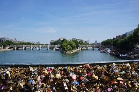 Candados Paris 2