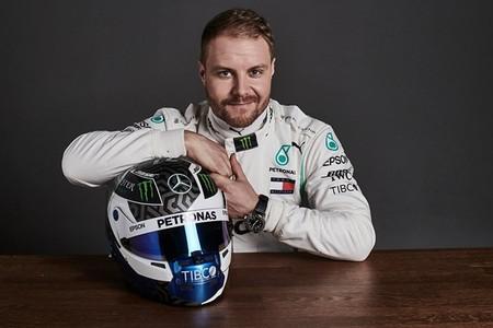 ¡Renovado! Valtteri Bottas seguirá corriendo para Mercedes en 2020