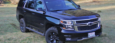 Chevrolet Tahoe Midnight, a prueba: el lado oscuro de un SUV