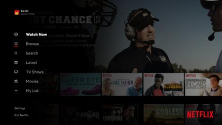 """Netflix estaría probando """"Watch Now"""", una nueva función para ofrecernos contenidos de forma automática"""