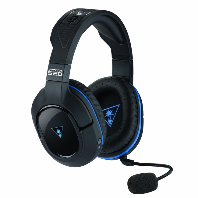 Turtle Beach Stealth 520 DTS 7.1 inalámbrico