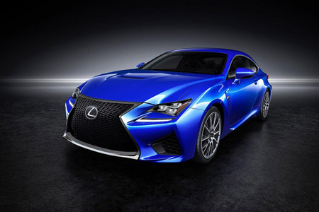 Lexus RC F - el coupè deportivo japonés que será rival de los alemanes