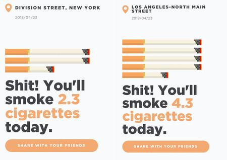 App Fumar