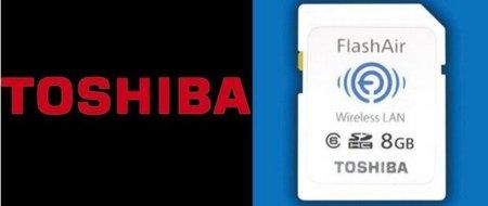 Toshiba presenta FlashAir, la primera tarjeta SD con funcionalidad de LAN inalámbrica integrada