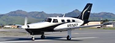 Este avión tiene cero emisiones, funciona con hidrógeno y consigue una autonomía de 800 kilómetros