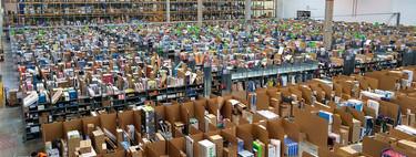 Los empleos de los centros logísticos de Amazon estarán a salvo durante 10 años: su automatización total es imposible aún