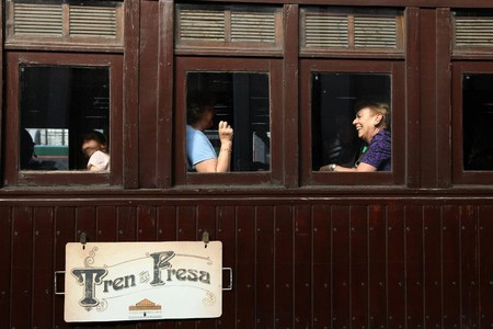 Tren De La Fresa 2017
