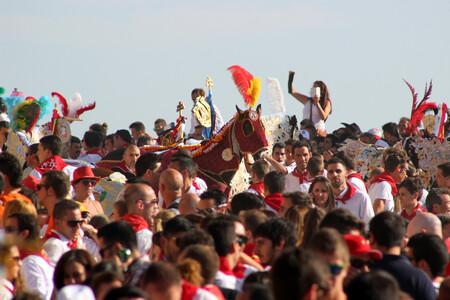 """La fiesta de los """"Caballos del Vino"""" de Caravaca de la Cruz, Patrimonio inmaterial de la Humanidad"""
