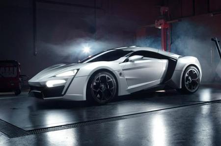 W Motors presenta el Lykan Hypersport, el primer superdeportivo árabe