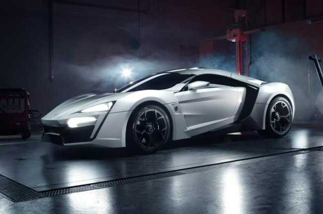 Superdeportivo w-motors-lykan-hypersport