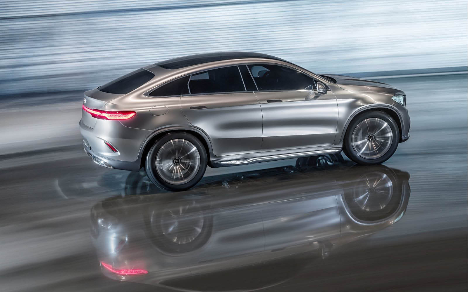 Foto de Mercedes-Benz Coupé SUV Concept (11/30)