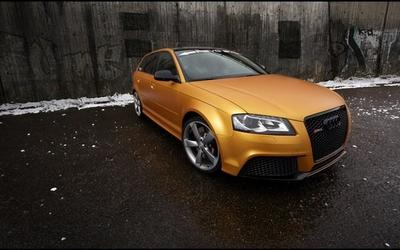 Audi Gorange Metallic By SchwabenFolia