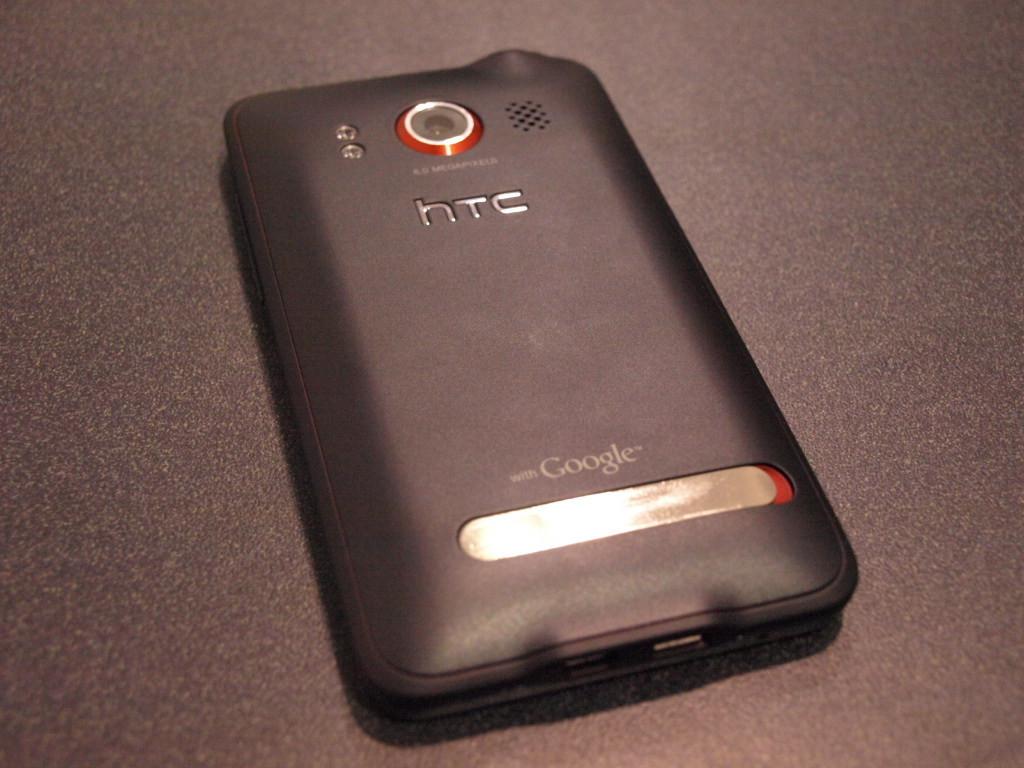 Foto de HTC HD2 vs HTC EVO 4G (1/10)
