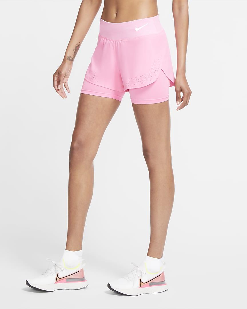 Pantalón de running 2 en 1 Nike
