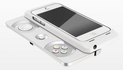 Razer Junglecat, carcasa con controles para iPhone