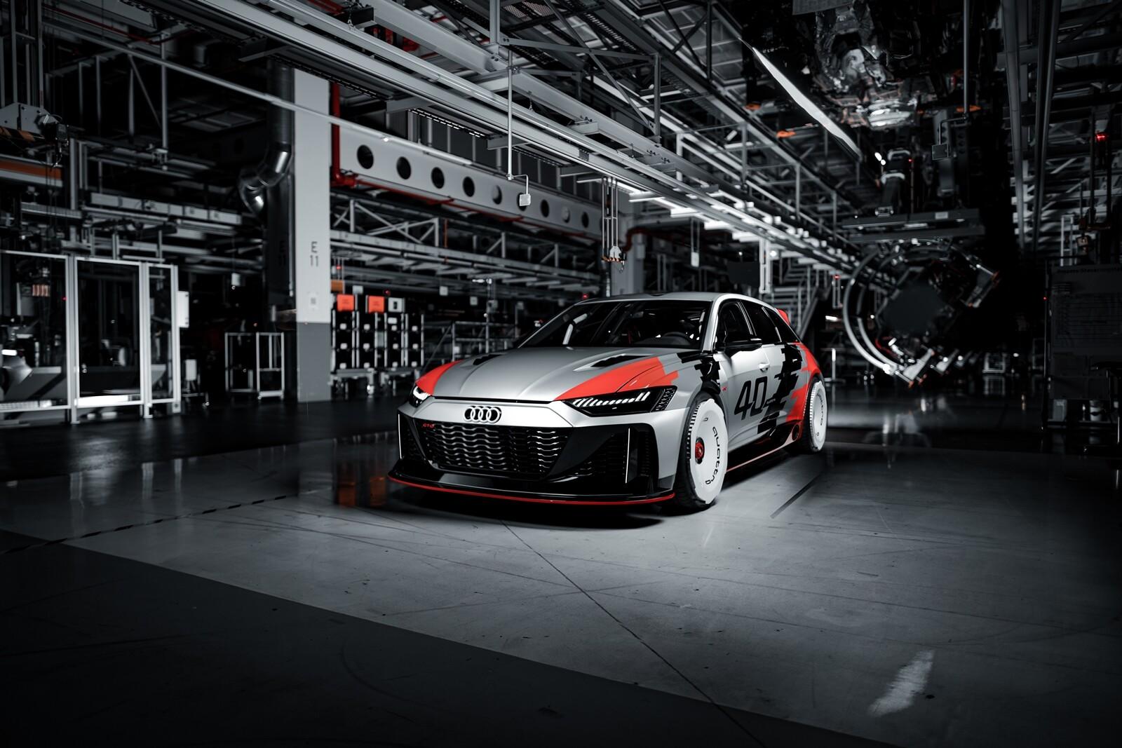 Foto de Audi RS6 GTO Concept (8/15)