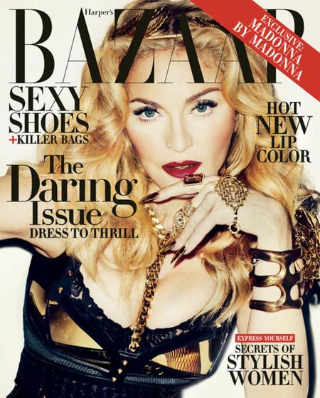 Si es que cuando Madonna se quita los oros de la boca y se los pone al cuello, sale más favorecida