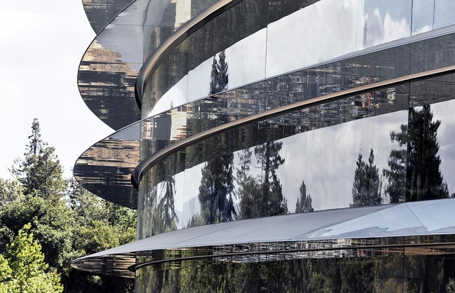 Apple Park Glass