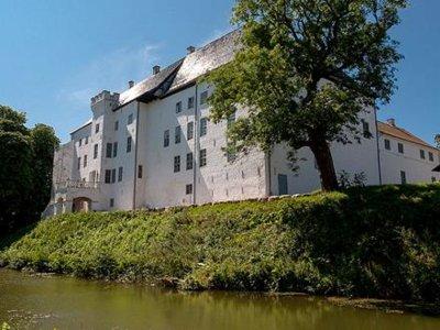 Tres castillos abiertos al público en Dinamarca