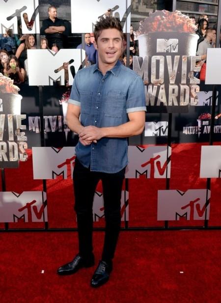 MTV Movie Awards 2014: una alfombra roja muy informal con looks para todos los gustos