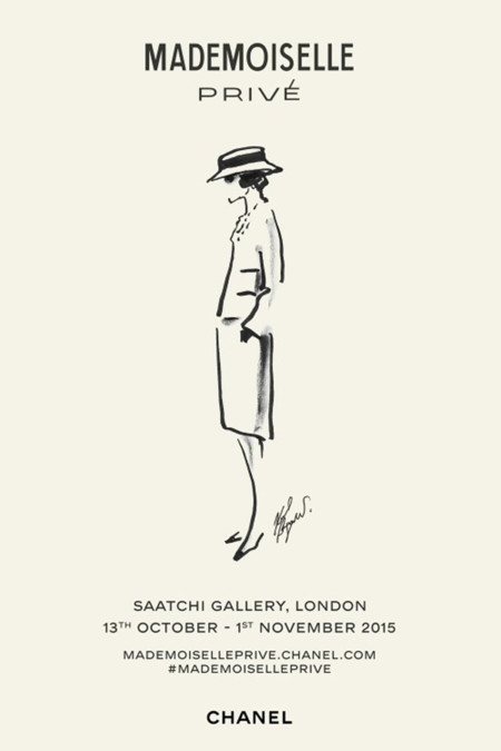 En octubre ya tienes excusa para ir a Londres, la exposición Mademoiselle Privé de Chanel