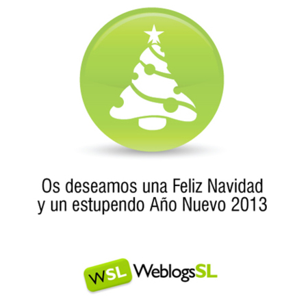 Felices Fiestas Xatakeros 2012