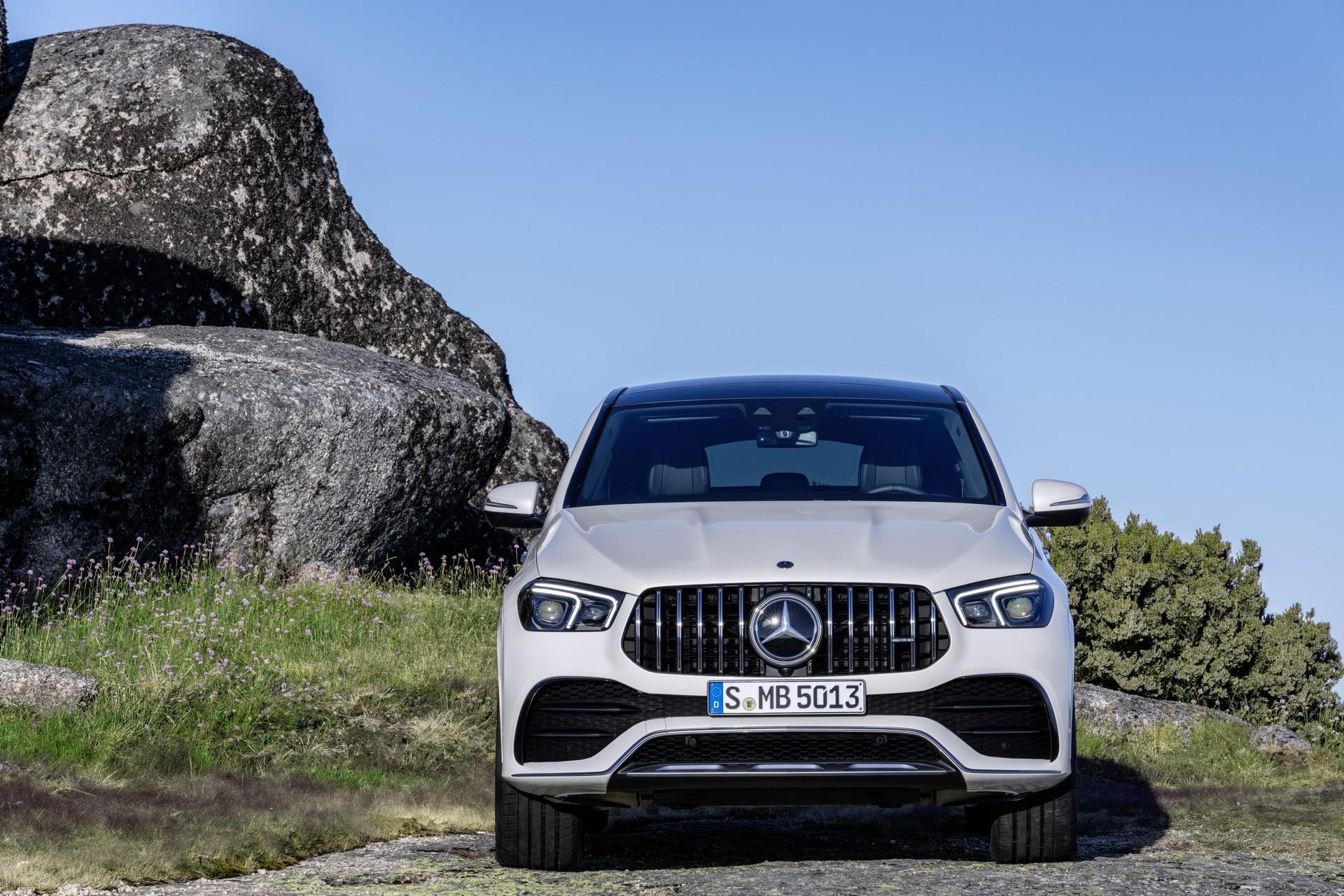 Foto de Mercedes-Benz GLE Coupé 2020 (38/52)