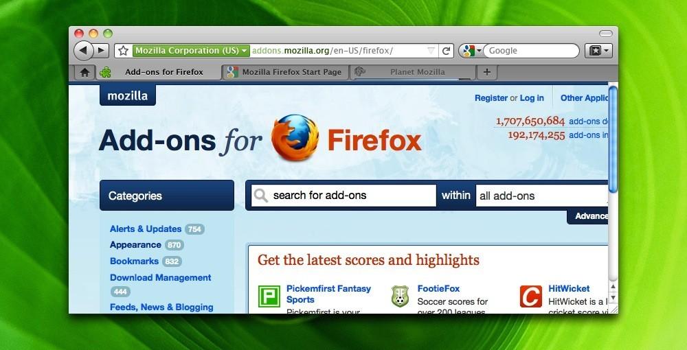 Foto de Pruebas de la interfaz de Firefox 4 (2/6)