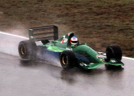 20 años desde el debut de Michael Schumacher en Spa-Francorchamps