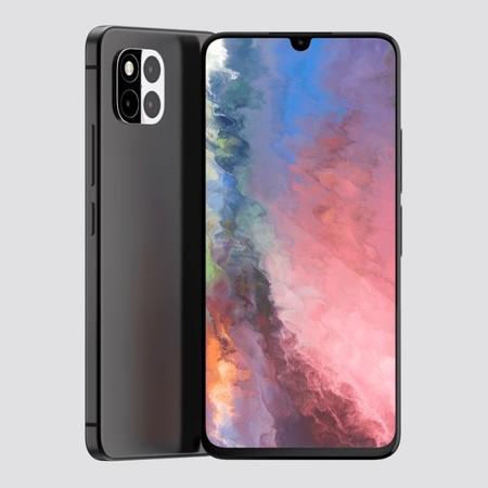 El Essential Phone 3, con triple cámara trasera