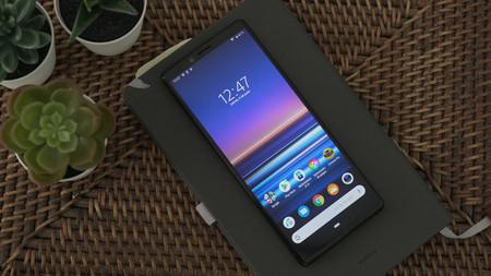Sony patenta un sistema pop-up para tener altavoces frontales ocultos en los marcos del teléfono