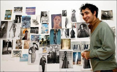 zac posen mood board