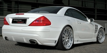 Mercedes-Benz SL por Prior Design