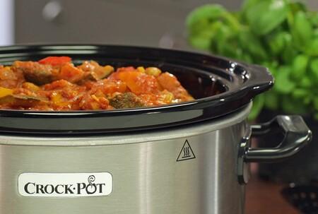 Guisos y carnes más tiernas y sabrosas con esta olla Crock-Pot rebajada hoy en Amazon