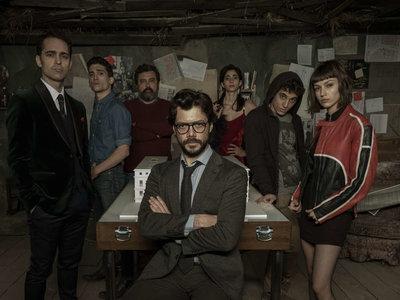Antena 3 presenta un trepidante tráiler para 'La Casa de Papel'