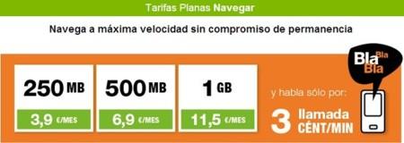 Hits Mobile rebaja el precio de todos sus bonos de datos, desde 250 MB por 3,9 euros