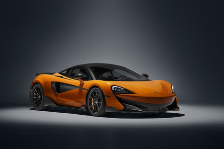 ¡Ya es oficial! El McLaren 600LT es lo más radical de las Sport Series, con 600 CV y 1.247 kilogramos