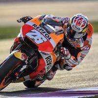 Un Dani Pedrosa de récord correrá en Catar su carrera 200 en MotoGP, el quinto con más participaciones