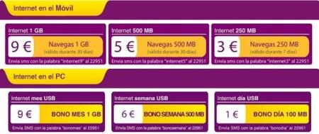 LlamaYa móvil renueva su oferta de datos en prepago para cualquier dispositivo