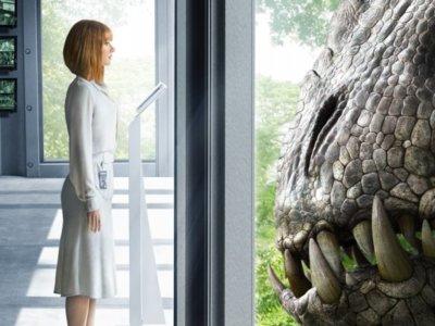 'Jurassic World', nuevos carteles de la secuela de 'Parque Jurásico'