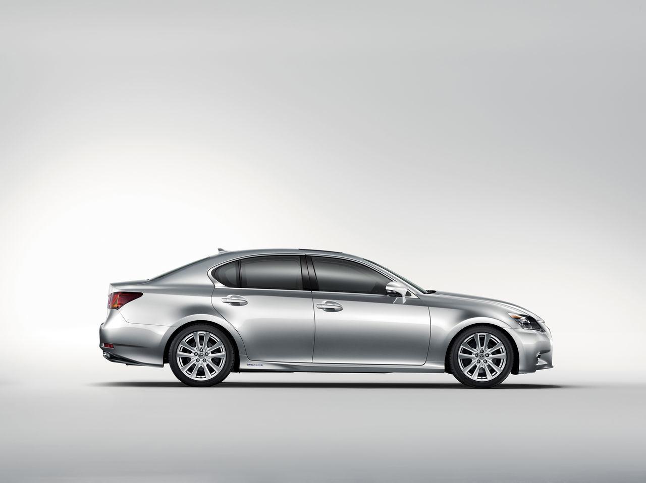 Foto de Lexus GS 450h (2012) (3/62)