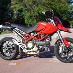 Foto 1 de 13 de la galería prueba-ducati-hypermotard en Motorpasion Moto