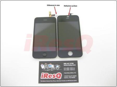 iPhone 4G, por sus piezas lo conoceréis