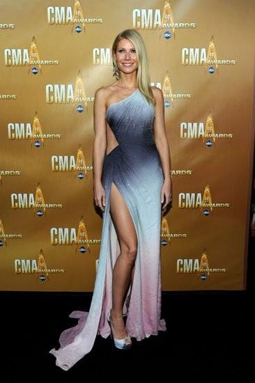 Alfombra roja de los Country Music Awards 2010