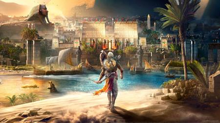 Assassin's Creed: Origins presenta a La Orden de los Antiguos en un nuevo tráiler y Clara Lago como la voz de Cleopatra