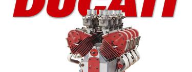 El día que Ducati aparcó las motos para intentar llegar a la Fórmula 1 con un motor V8