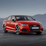 Audi RS3 Sedan y sus 400 CV, objetivo: BMW M2