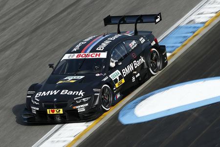 Bruno Spengler por fin se hace con el título en el DTM