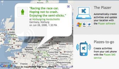 Nokia compra Plazes