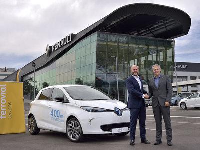 Car2go y Emov, llega un rival: Renault pondrá en marcha el tercer operador de carsharing en Madrid en octubre